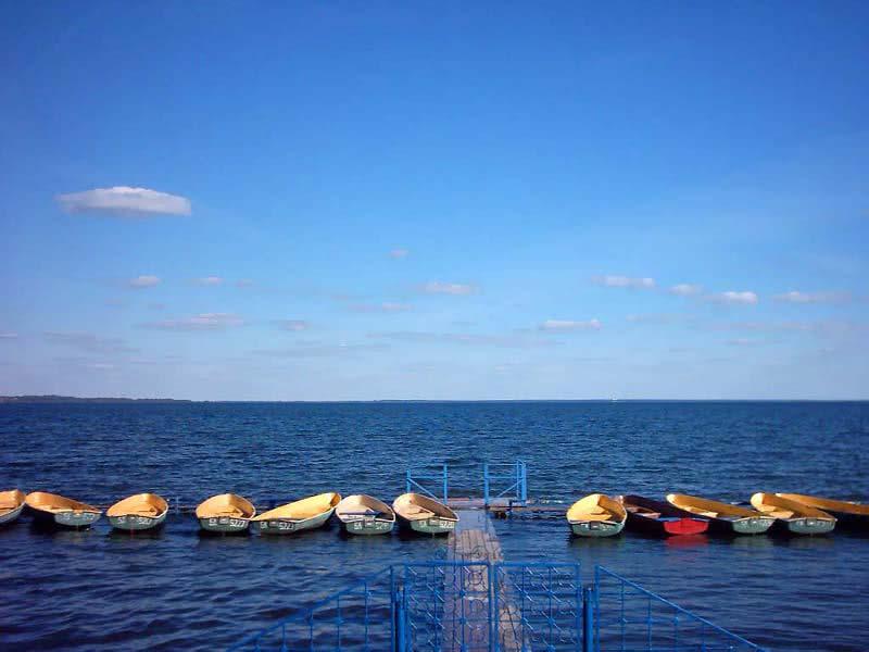 отдых в белоруссии на берегу озера