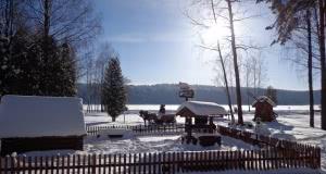 Отдых в Беларуси зимой, цены в санатории