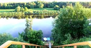 Базы отдыха в Белоруссии на берегу озера