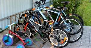 Прокат велосипедов и катеров в Новополоцке